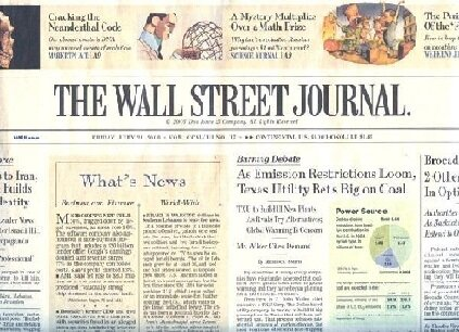 CleanPro Wall Street Journal