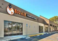 Big Air Trampoline Park Franchise Opportunity