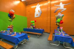 Big Air Trampoline Park Party